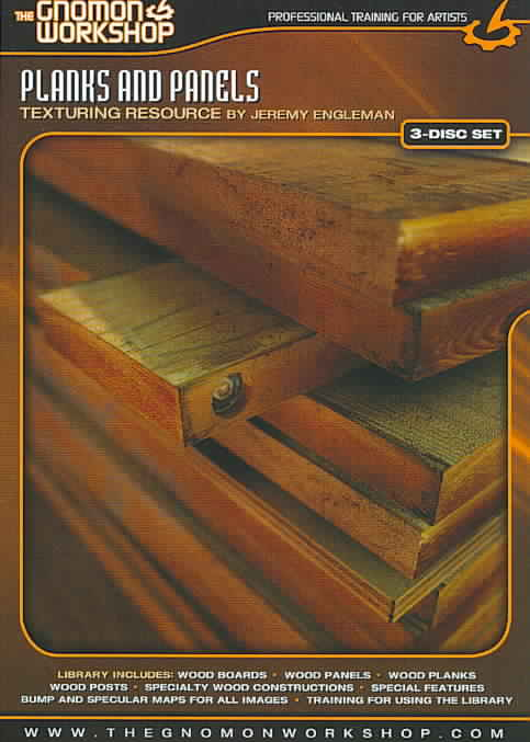 PLANKS AND PANELS BY ENGLEMAN,JEREMY (DVD)
